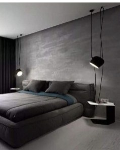 Best Bedroom Design Ideas With Black And White Color Schemes 02