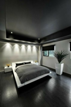 Best Bedroom Design Ideas With Black And White Color Schemes 06