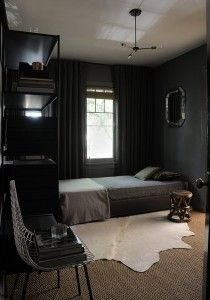 Best Bedroom Design Ideas With Black And White Color Schemes 23