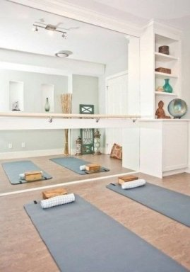 Best Yoga Room Design Ideas For Life Better And More Healthy 09