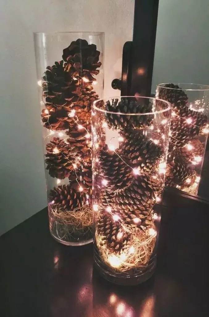 Creative Christmas Centerpieces Ideas That You Must See 03