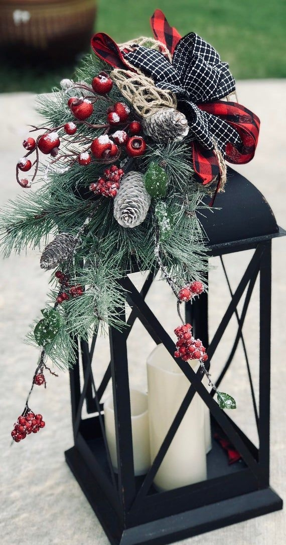 Creative Christmas Centerpieces Ideas That You Must See 05