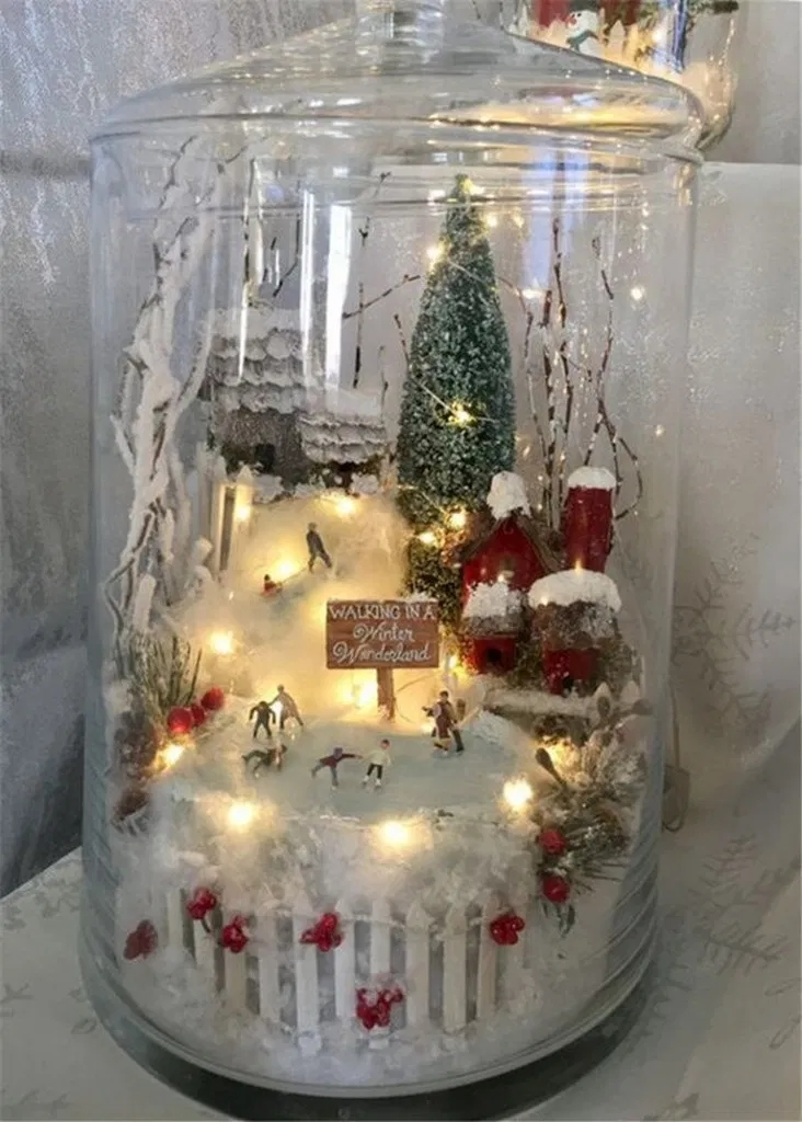 Creative Christmas Centerpieces Ideas That You Must See 11