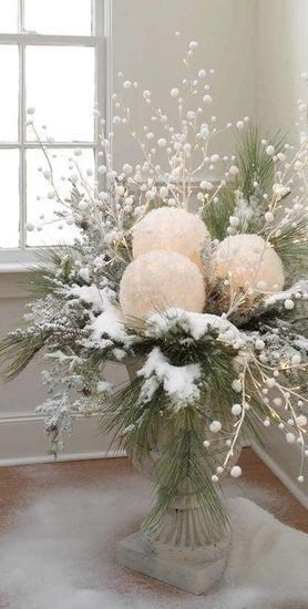 Creative Christmas Centerpieces Ideas That You Must See 20