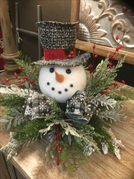 Creative Christmas Centerpieces Ideas That You Must See 22