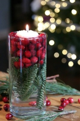 Creative Christmas Centerpieces Ideas That You Must See 33