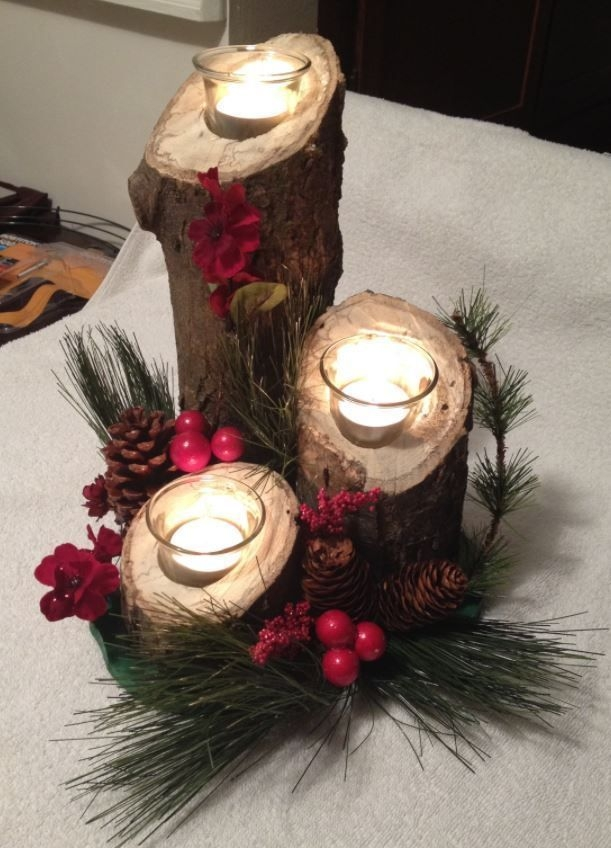 Creative Christmas Centerpieces Ideas That You Must See 42