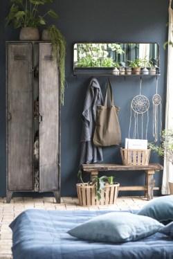 30 Creative Industrial Bedroom Design Ideas For Unique Bedroom Gagohome