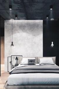 Creative Industrial Bedroom Design Ideas For Unique Bedroom 22