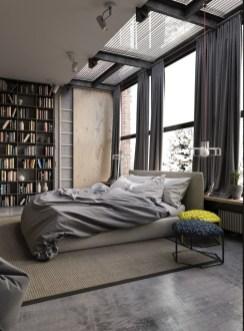 Creative Industrial Bedroom Design Ideas For Unique Bedroom 28