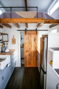 Cute Tiny House Design Ideas On Wheels That You Must Have Now 14