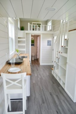 Cute Tiny House Design Ideas On Wheels That You Must Have Now 16