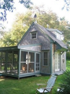 Elegant Cottage Design Ideas For Fun Lives In 2019 11
