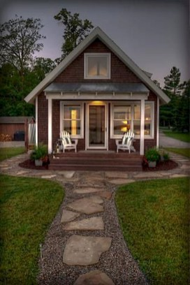 Elegant Cottage Design Ideas For Fun Lives In 2019 15