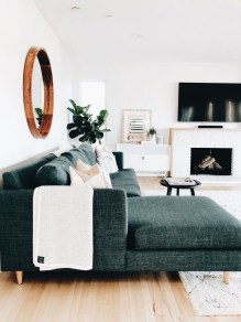 Fancy Sofa Design Ideas For Minimalist Living Room To Try 11