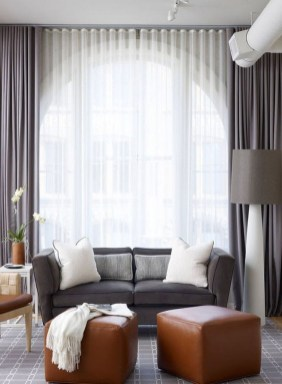 Favorite Living Room Curtain Design Ideas To Enhance Your Living Room 09