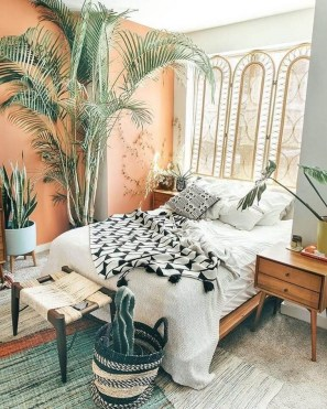 Glamorous Bohemian Bedroom Design Ideas Must You Try Now 09