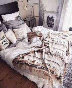 Glamorous Bohemian Bedroom Design Ideas Must You Try Now 10