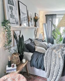 Glamorous Bohemian Bedroom Design Ideas Must You Try Now 29