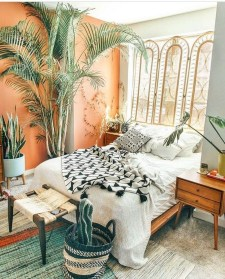Glamorous Bohemian Bedroom Design Ideas Must You Try Now 31