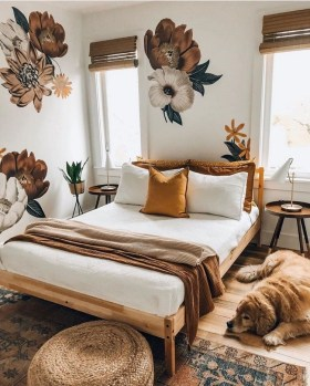 Glamorous Bohemian Bedroom Design Ideas Must You Try Now 36