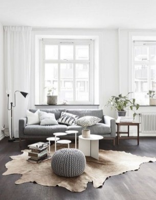 Gorgeous Nordic Living Room Design Ideas You Should Have 09