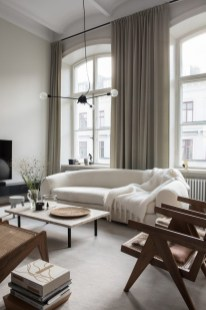 Gorgeous Nordic Living Room Design Ideas You Should Have 23