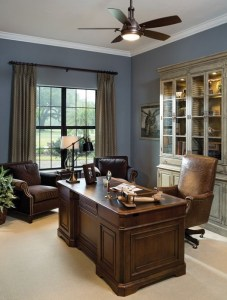 Gorgeous Traditional Small Home Office Design Ideas For You To Have 20