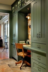 Gorgeous Traditional Small Home Office Design Ideas For You To Have 22