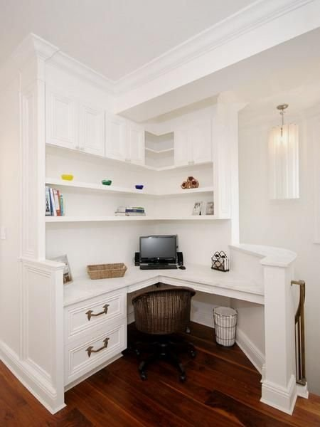 Gorgeous Traditional Small Home Office Design Ideas For You To Have 30