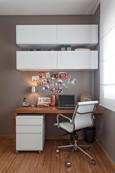 Gorgeous Traditional Small Home Office Design Ideas For You To Have 43