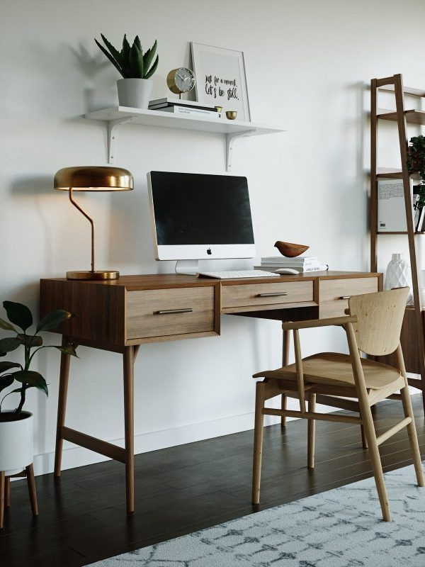 Gorgeous Traditional Small Home Office Design Ideas For You To Have 50