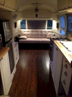 Incredible Rv Motorhome Interior Design Ideas For Summer Holiday 01
