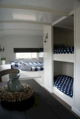 Incredible Rv Motorhome Interior Design Ideas For Summer Holiday 07