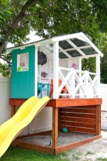Lovely Diy Playground Design Ideas To Make Your Kids Happy 01