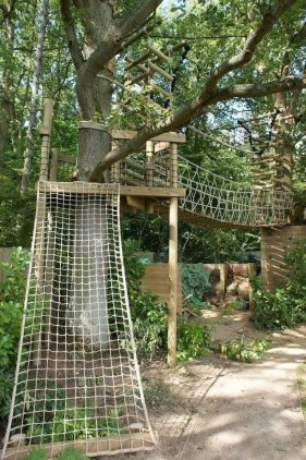 Lovely Diy Playground Design Ideas To Make Your Kids Happy 08