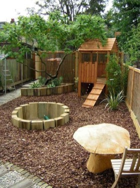 Lovely Diy Playground Design Ideas To Make Your Kids Happy 17