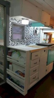 Magnificient Camper Storage Design Ideas You Must Know And Have 28