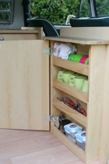 Magnificient Camper Storage Design Ideas You Must Know And Have 30