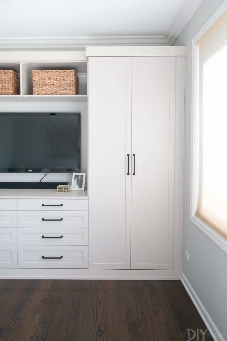 Marvelous Bedroom Cabinet Design Ideas For Your Home Inspiration 25
