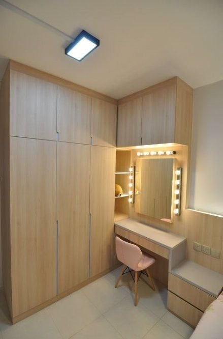 Marvelous Bedroom Cabinet Design Ideas For Your Home Inspiration 47