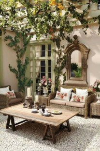 Popular Winter Patio Decorating Ideas To Try Asap 02