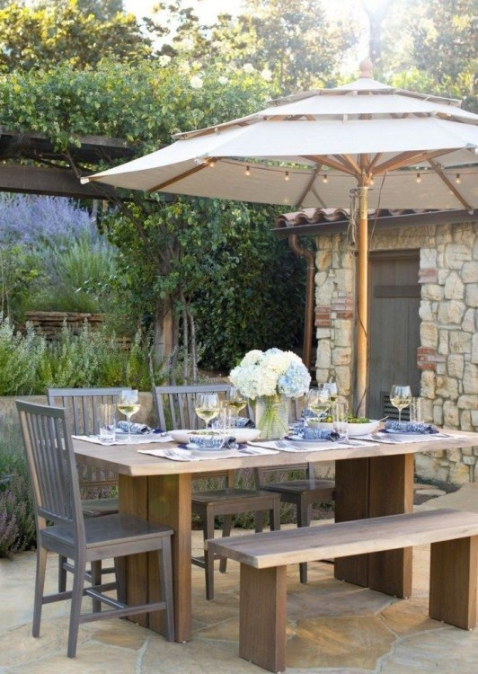 Popular Winter Patio Decorating Ideas To Try Asap 37