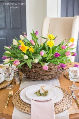 Pretty Spring Home Decor Ideas You Have To Take On As Yours 16