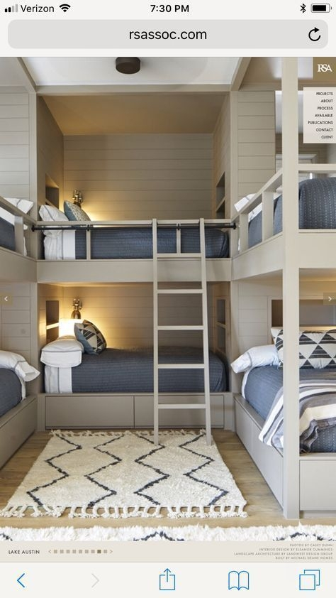 Adorable Bedroom Kids Design Ideas That Looks So Funny 01