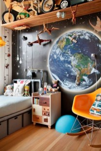 Adorable Bedroom Kids Design Ideas That Looks So Funny 32