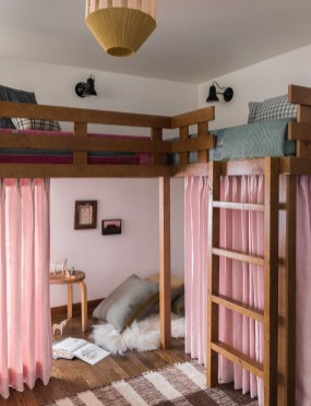 Adorable Bedroom Kids Design Ideas That Looks So Funny 34