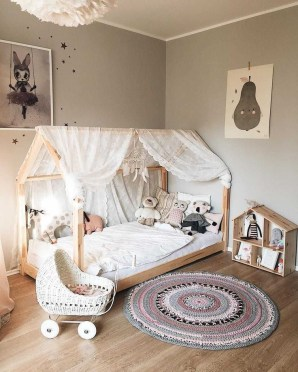 Adorable Bedroom Kids Design Ideas That Looks So Funny 35