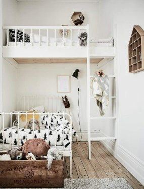 Adorable Bedroom Kids Design Ideas That Looks So Funny 36