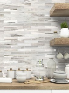 Affordable Kitchen Wall Tile Design Ideas To Try Right Now 13